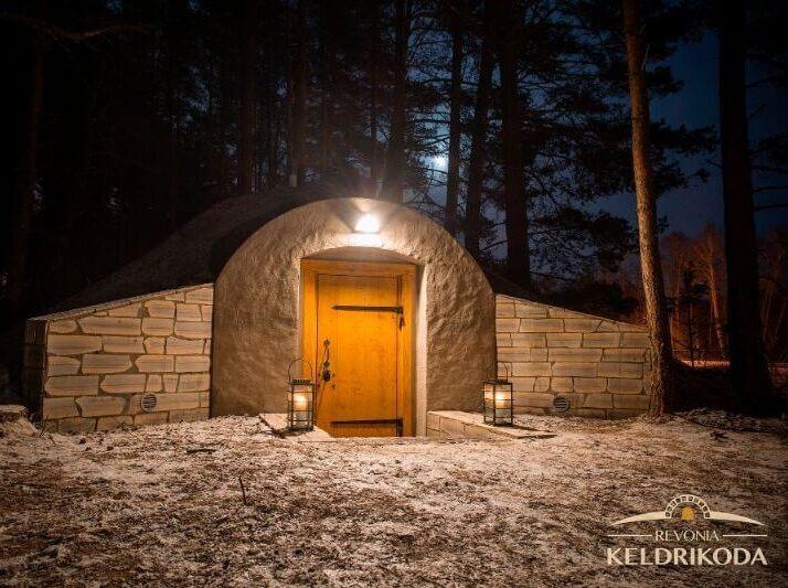 Kloogaranna country cellar