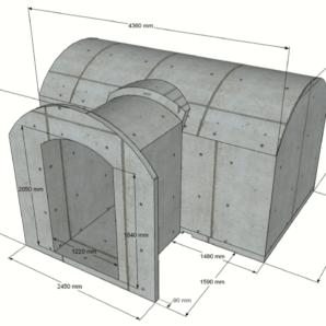 Hobbit house technology